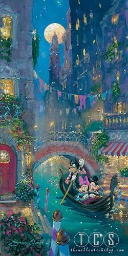 James Coleman-Venetian Romance