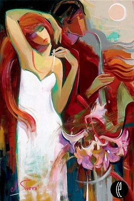 Irene Sheri-Waltz Of Flowers