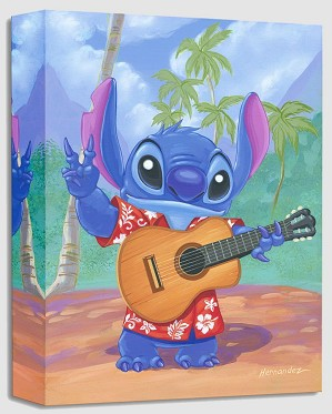Manuel Hernandez-Warm Aloha From Lilo And Stitch