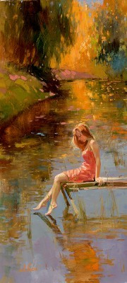 Irene Sheri-Warm Reflections