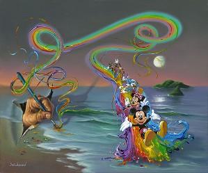 Jim Warren-Walt's Colorful Creations