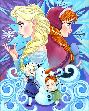 Tim Rogerson-We Only Have Each Other From The Movie Frozen