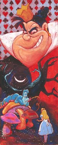 Stephen Fishwick-Wicked Heart From Alice In Wonderland