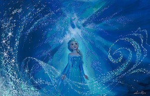 Lisa Keene-One With the Wind and Sky From The Movie Frozen