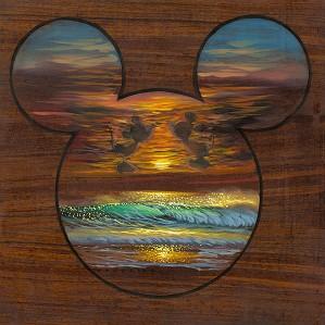 Walfrido Garcia-Sunset Silhouette