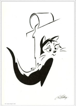 Eric Goldberg-Le Mew - Kitty