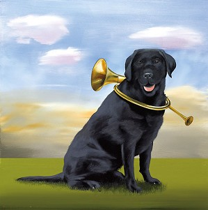 Robert Deyber-Horn Dog