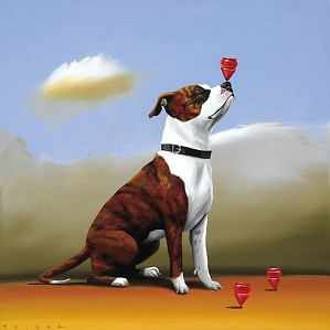 Robert Deyber-Top Dog