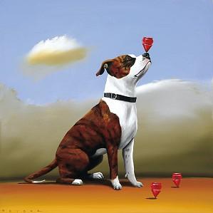 Robert Deyber-Top Dog