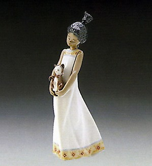 Lladro Black Legacy-Close To My Heart
