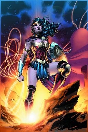 Jim Lee-Wonder Woman