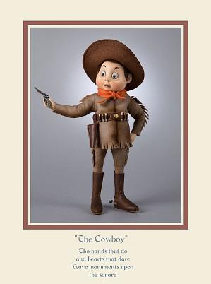 R. John Wright-The Cowboy