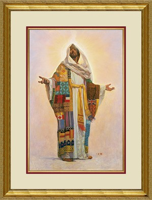 Master Peace Collection-Coat Of Many Colors Limited Edition Framed