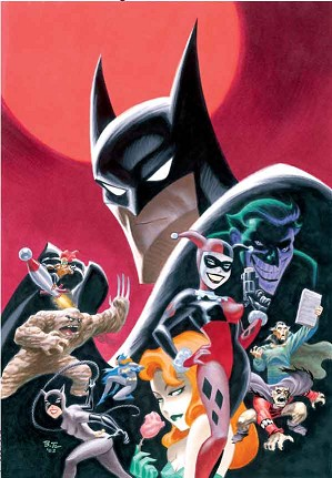 Bruce Timm-Gotham Dangerous Dames and Demons