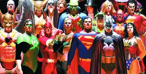 Alex Ross-Infinitely Heroic