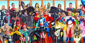 Alex Ross-Justice Society: Generations