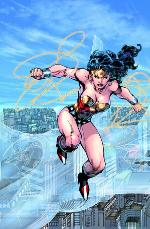 Jim Lee-Trinity Wonder Woman