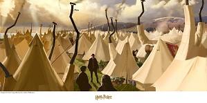 Stuart Craig-Tent City