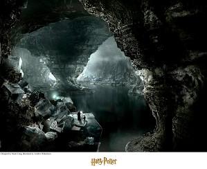 Stuart Craig-The Cave