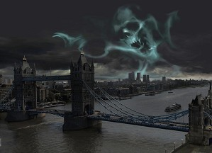 Stuart Craig-Dark Mark Over London