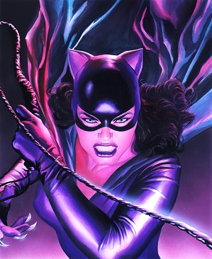 Alex Ross-Catwoman Mythology