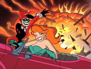 Bruce Timm-Girl's Night Out
