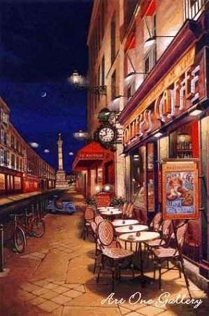 Liudmila Kondakova-Folies Cafe