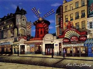 Liudmila Kondakova-Moulin Rouge