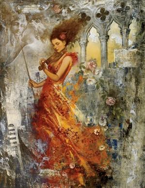 Francois Fressinier-Melodie Valentine