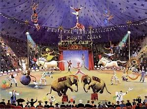 Sally Caldwell Fisher-Monte Carlo Cirque Deluxe