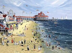 Sally Caldwell Fisher-Brighton Pier