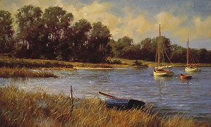 Don Demers-Nantucket Morning