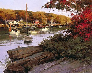 Don Demers-Autumn in Little River