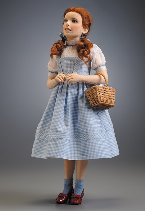 R. John Wright-Dorothy From The Wizard Of Oz