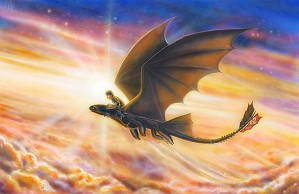 Jerry Vanderstelt-Take to the Sky From How To Train Your Dragon 2