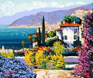 Kerry Hallam-Villa Di Mare