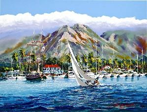 Kerry Hallam-Moana Makani (Ocean Breeze)