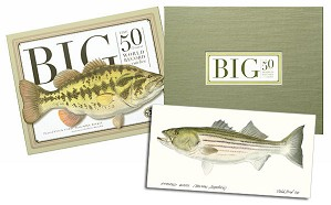 Flick Ford-Big: The 50 Greatest World Record Catches, Collector Book W/ Original