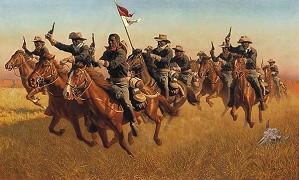 Frank McCarthy-BUFFALO SOLDIERS: