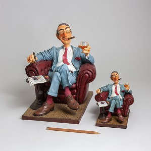 Guillermo Forchino-The Big Boss 1/2 scale