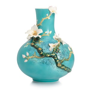 Franz Porcelain-Vase, Van Gogh Almond