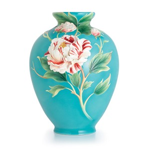 Franz Porcelain-Vase, Peony large (LE 2000)
