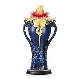 Franz Porcelain-Vase, Baroque (LE 988)