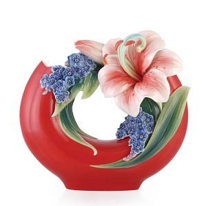 Franz Porcelain-Vase, Lily