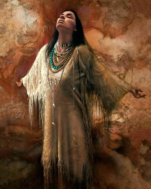Lee Bogle-Free Spirit Artist Proof Hand Enhanced