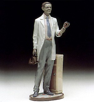 Lladro Black Legacy-General Practitioner