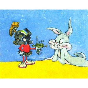 Chuck Jones-Invasion Of The Bunny Snatchers