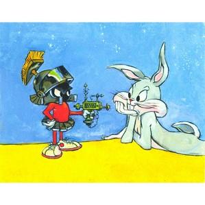 Chuck Jones-Invasion Of The Bunny Snatchers