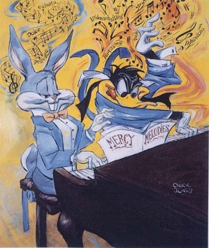 Chuck Jones-Mercy Melodies