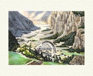 Fanny Brennan-Bubble In Valley